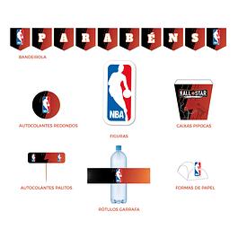 Produtos Festa NBA