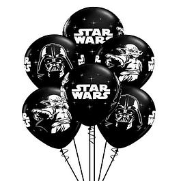 5 Balões Star Wars