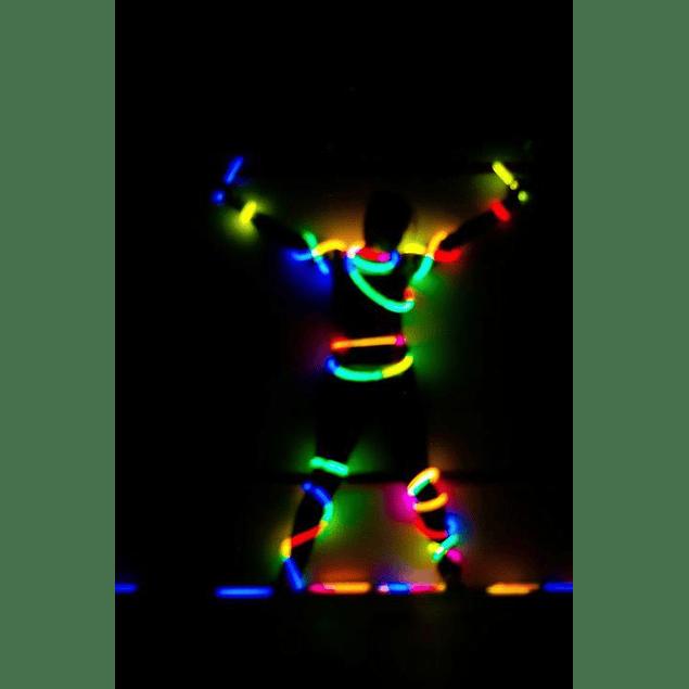 Néon & Glow (Pulseiras e Colares)
