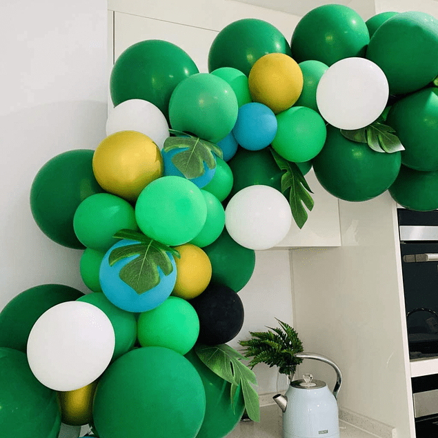 Pack Arco Balões Selva