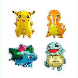Balões Pokemon (p/ unidade)