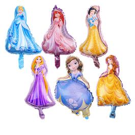 Balão Princesas 35x25cms