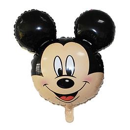 Balão Cabeça Mickey 64x67cms