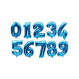 Azul 80cms