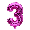 Balão Rosa 80cms