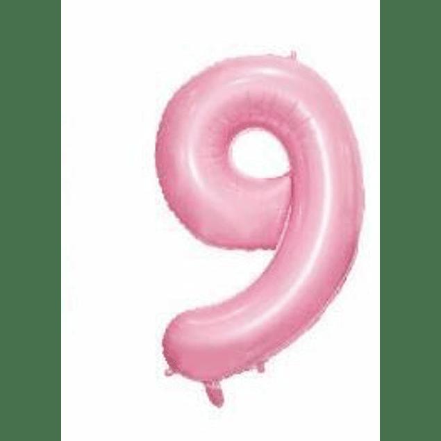 Balão Rosa Bebé 99cms