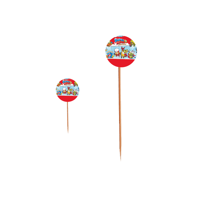 Produtos Festa Super Zings