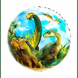 Balão Dinossauros 2