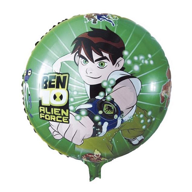 Balão Ben 10