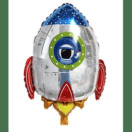 Balão Foguetão 78x60cms