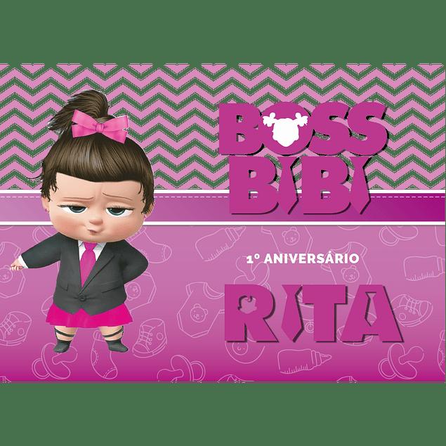 Produtos Festa Boss Baby Girl