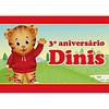 Produtos Festa Tigre Daniel