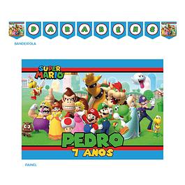 Kit Festa Super Mario 2