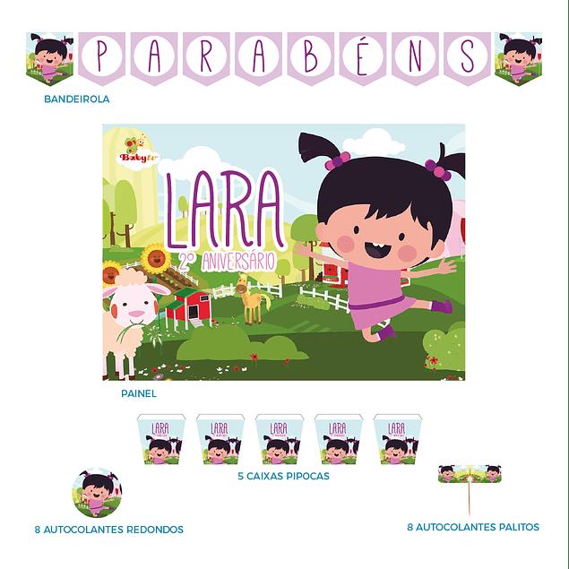 Kit Festa Baby tv Lola