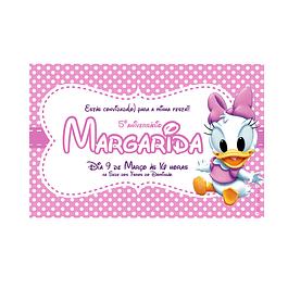 Convites Margarida