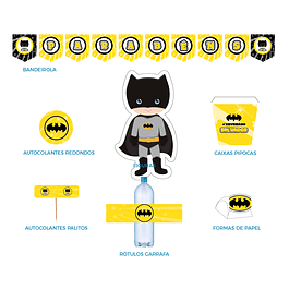 Produtos Festa Batman Infantil