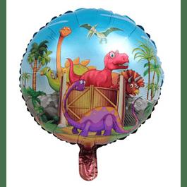 Balão Dinossauros 3