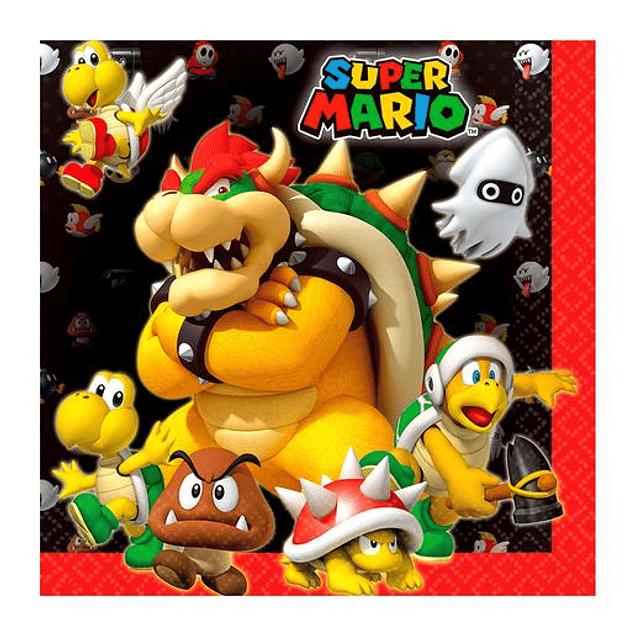 Festa de Aniversário em 24H Super Mario