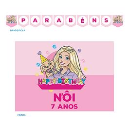 Kit Festa Barbie 2