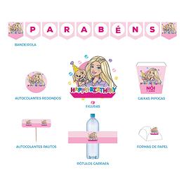 Produtos Festa Barbie 2