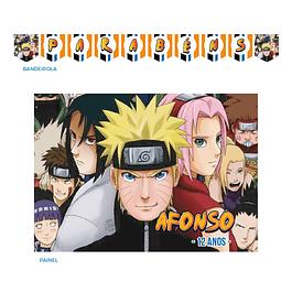 Kit Festa Naruto 2