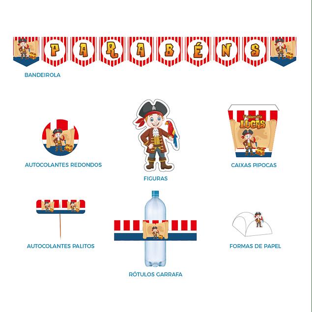 Produtos Festa Pirata