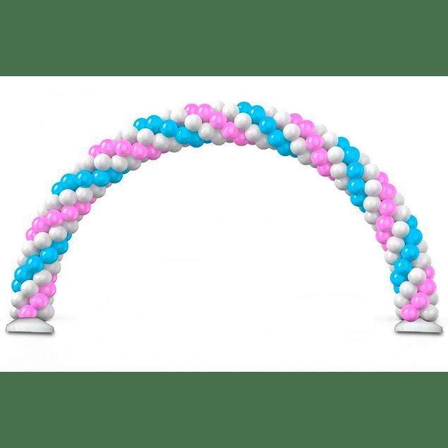 Arco de Balões Gigante