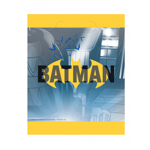 Sacos de Presente Batman