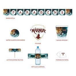 Produtos Festa Crónicas de Narnia