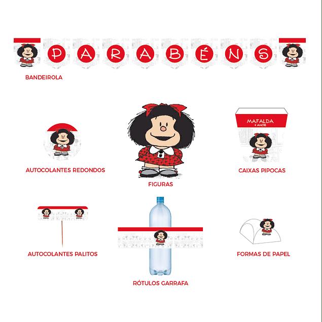 Produtos Festa Mafalda