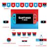 Kit Festa Nintendo Switch