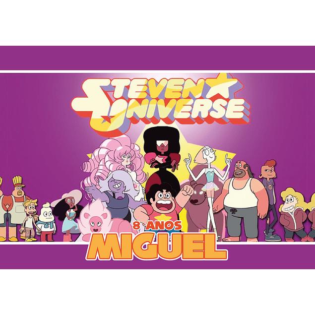 Produtos Festa Steven Universe