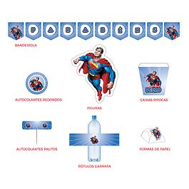 Produtos Festa Super Homem