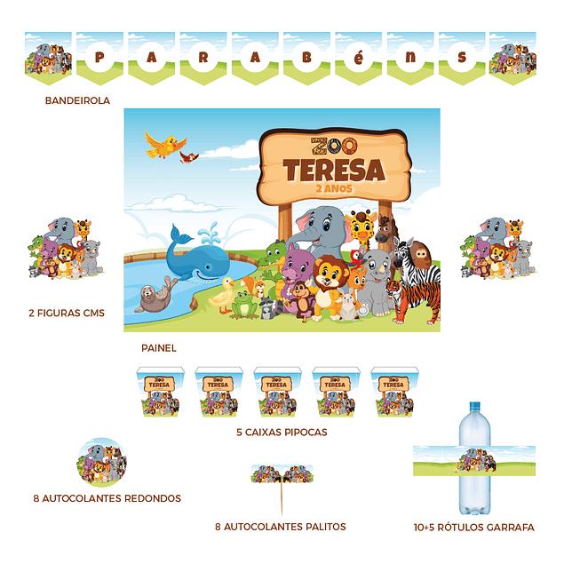 Kit Festa Zoo