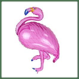 Flamingo 105x51cms