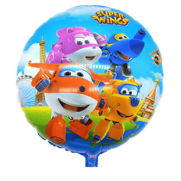 Balão SuperWings