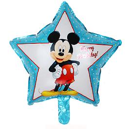 Balão Estrela Mickey