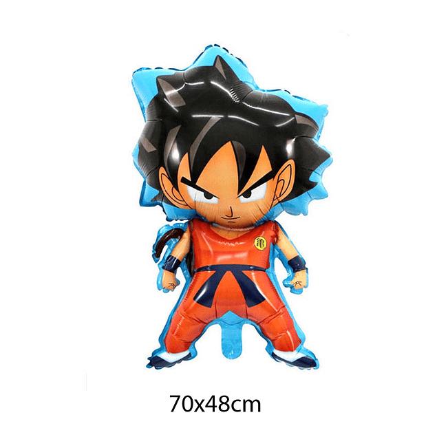 Balão Dragon Ball 70x48cms