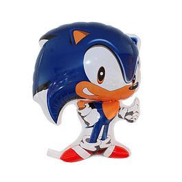 Balão Sonic 78x48cms