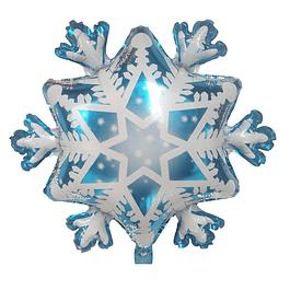 Frozen Flocos de Neve 73x73cms