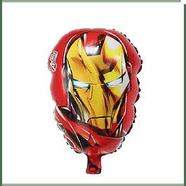 Balão Homem de Ferro 40x25cms