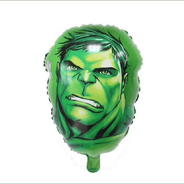 Hulk  40x25cms
