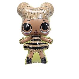 Balão LOL Queen Bee Doll 79x47cms