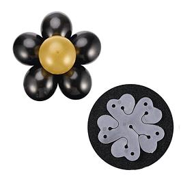 Molde Flor p/ Balões
