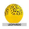 5 Balões Selva (Vários Modelos)