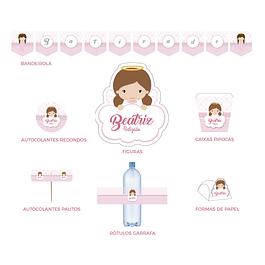 Produtos Batizado Menina