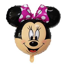 Balão Cabeça Minnie 64x67cms
