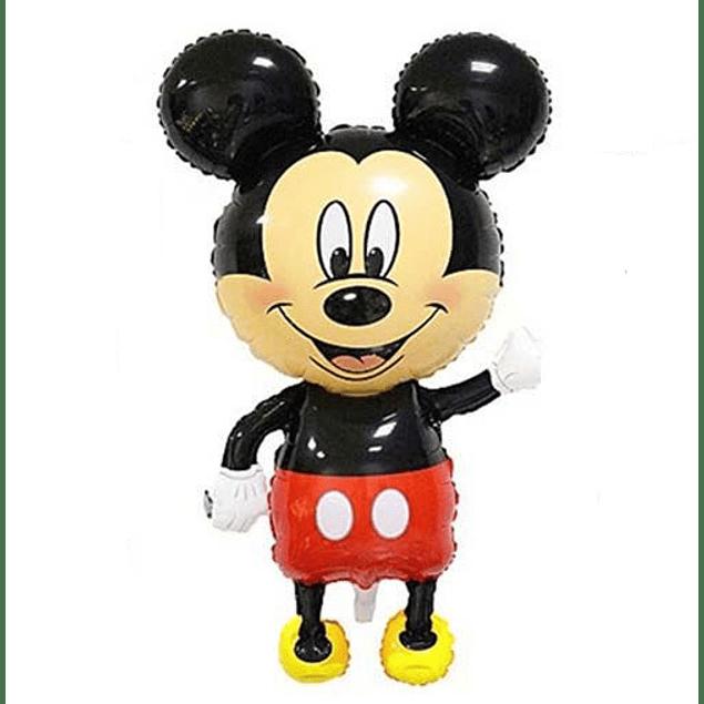 Balão Mickey Corpo Inteiro 112x64cms