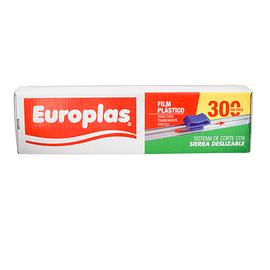 Europlas film plástico 300 mts