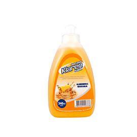 Jabón Líquido Almendra Naranja  340 ml